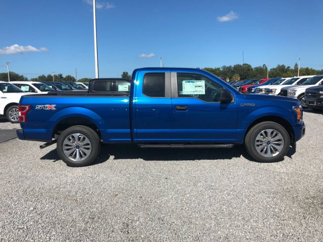 2018 F-150 Super Cab Pickup #J1462 - photo 3