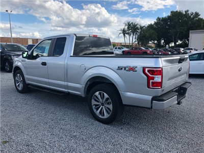 2018 F-150 Super Cab 4x2,  Pickup #J1491 - photo 4