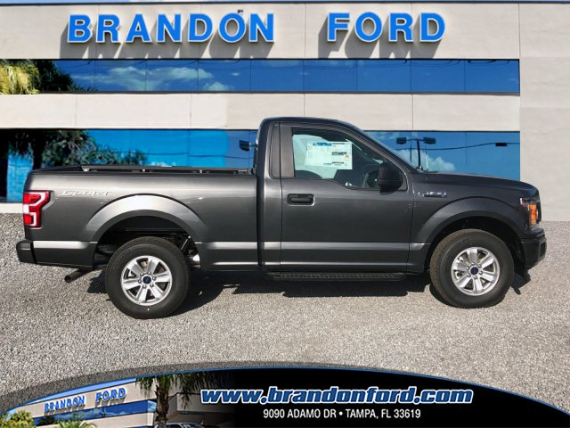 2018 F-150 Regular Cab, Pickup #J1585 - photo 1