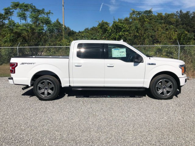 2018 F-150 SuperCrew Cab, Pickup #J1617 - photo 3