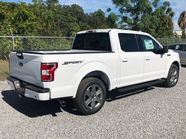 2018 F-150 SuperCrew Cab, Pickup #J1617 - photo 2