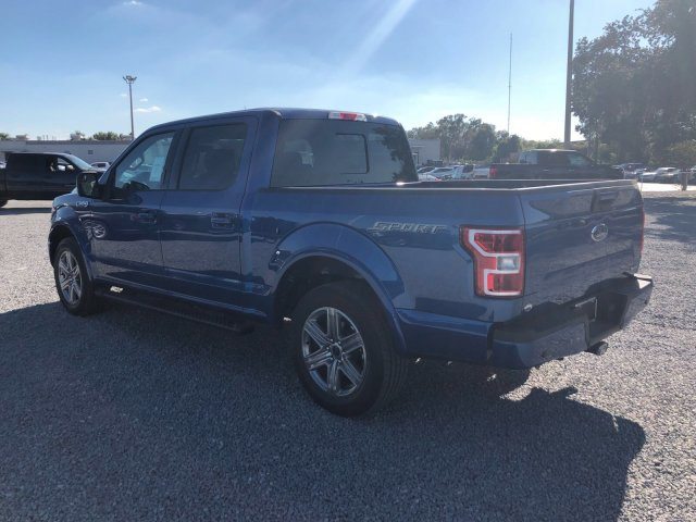 2018 F-150 Crew Cab Pickup #J1618 - photo 3