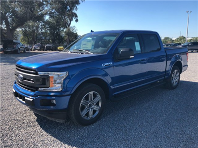 2018 F-150 Crew Cab Pickup #J1618 - photo 4