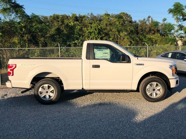 2018 F-150 Regular Cab, Pickup #J1625 - photo 13
