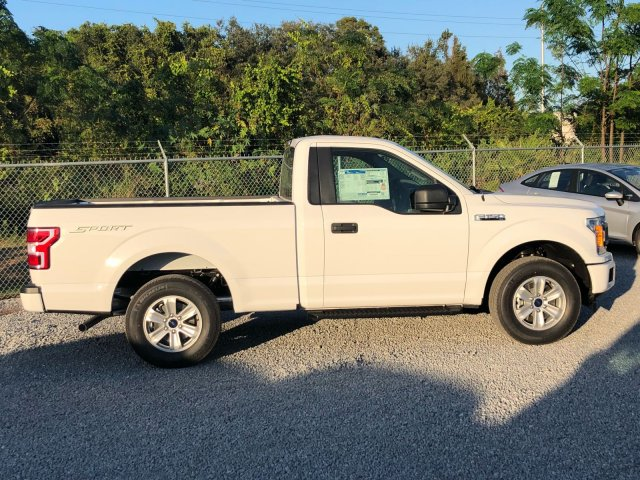2018 F-150 Regular Cab, Pickup #J1625 - photo 3