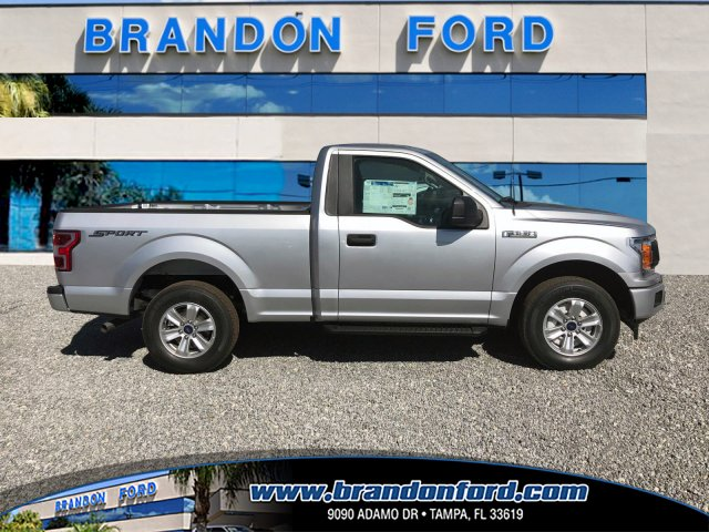 2018 F-150 Regular Cab, Pickup #J1632 - photo 1