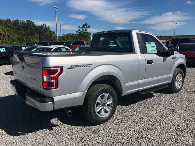2018 F-150 Regular Cab,  Pickup #J1632 - photo 2