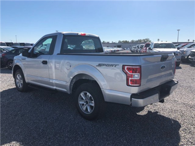 2018 F-150 Regular Cab,  Pickup #J1632 - photo 4