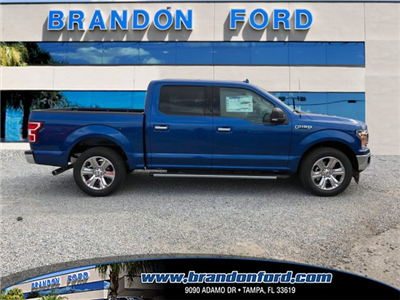 2018 F-150 Crew Cab, Pickup #J1638 - photo 1