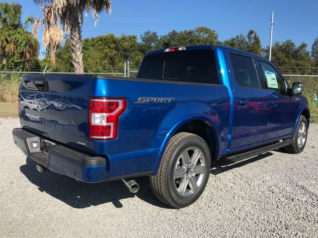 2018 F-150 Crew Cab Pickup #J1659 - photo 2