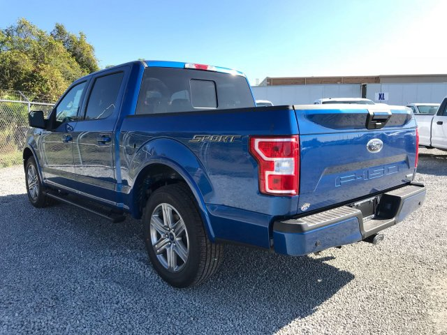 2018 F-150 Crew Cab Pickup #J1659 - photo 5