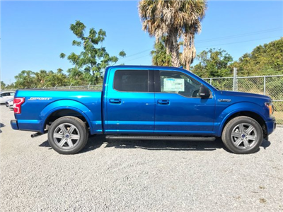 2018 F-150 Crew Cab Pickup #J1659 - photo 3