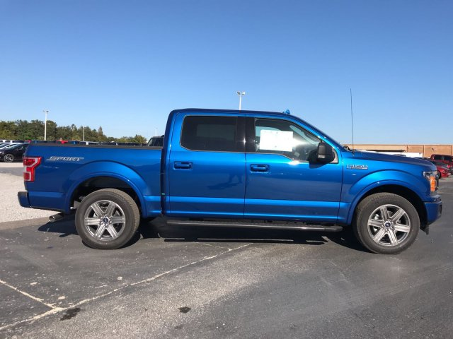 2018 F-150 Crew Cab, Pickup #J1661 - photo 3