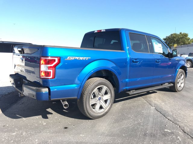 2018 F-150 Crew Cab, Pickup #J1661 - photo 2