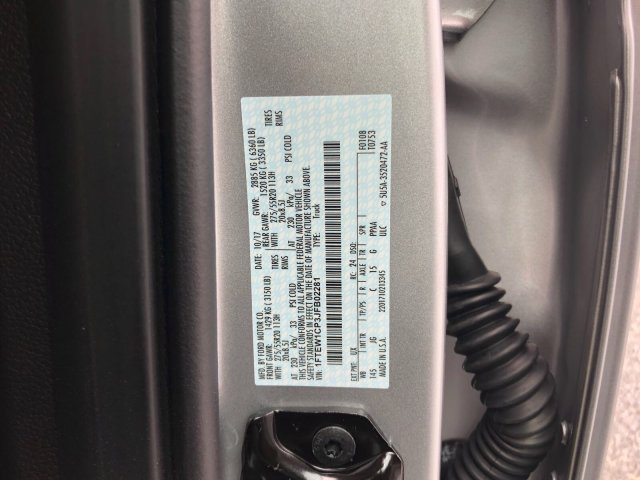 2018 F-150 Crew Cab Pickup #J1665 - photo 26