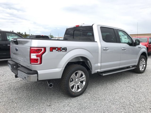 2018 F-150 SuperCrew Cab 4x4, Pickup #J1673 - photo 2