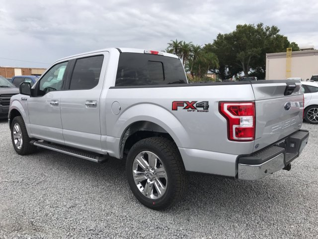 2018 F-150 SuperCrew Cab 4x4, Pickup #J1673 - photo 5
