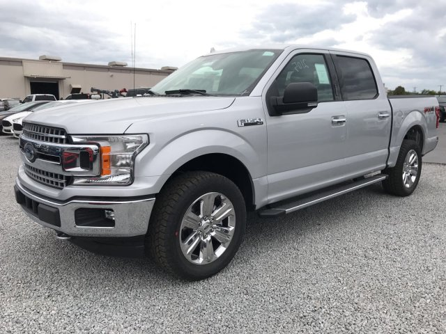 2018 F-150 SuperCrew Cab 4x4, Pickup #J1673 - photo 6