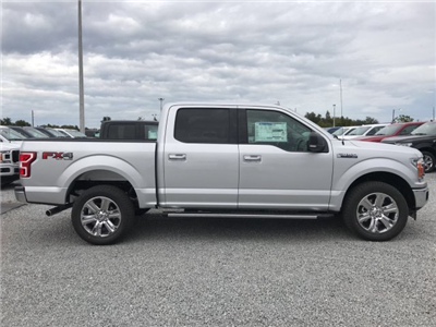 2018 F-150 SuperCrew Cab 4x4, Pickup #J1673 - photo 3