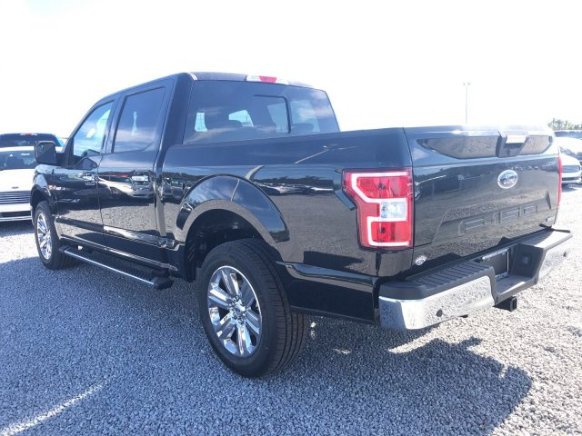 2018 F-150 SuperCrew Cab,  Pickup #J1681 - photo 4