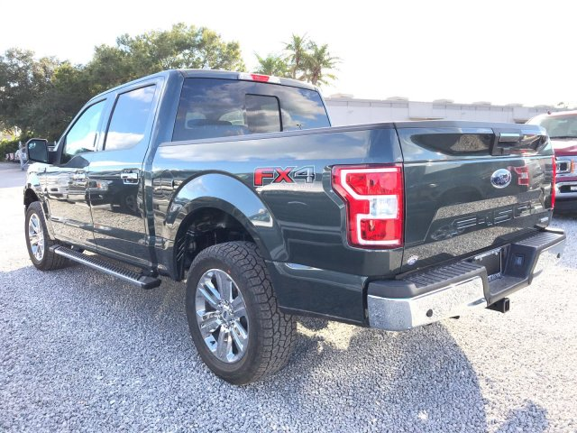 2018 F-150 SuperCrew Cab 4x4, Pickup #J1721 - photo 5