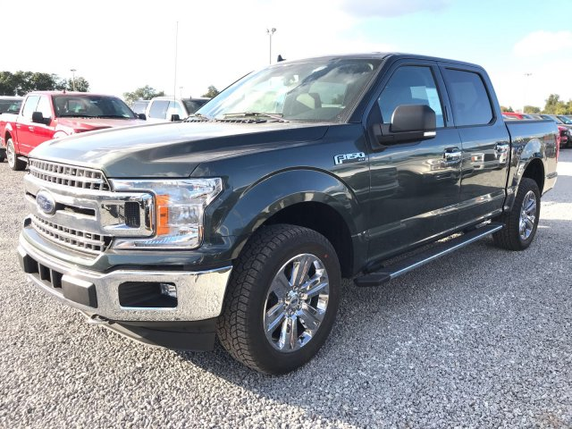 2018 F-150 SuperCrew Cab 4x4, Pickup #J1721 - photo 6
