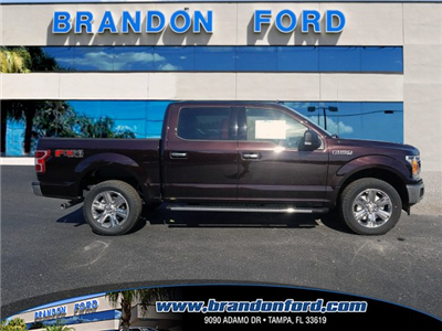 2018 F-150 Crew Cab 4x4, Pickup #J1723 - photo 1