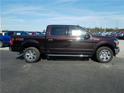 2018 F-150 Crew Cab 4x4, Pickup #J1723 - photo 3
