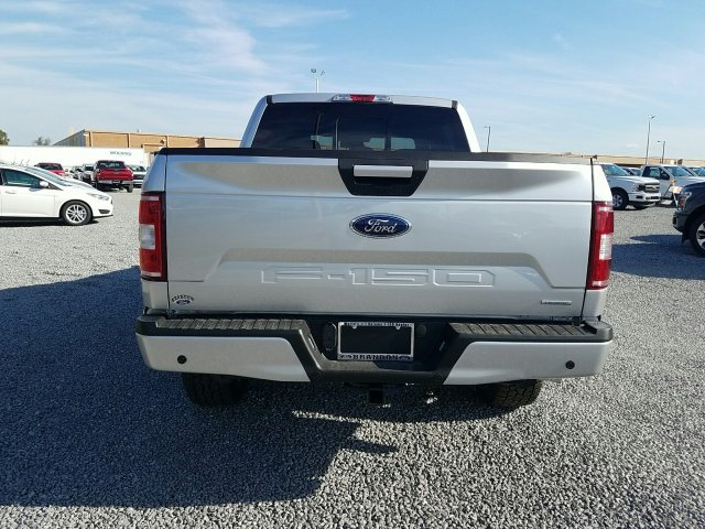 2018 F-150 Crew Cab 4x4 Pickup #J1726 - photo 4