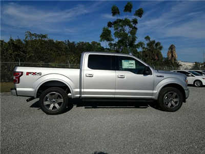 2018 F-150 Crew Cab 4x4 Pickup #J1726 - photo 3