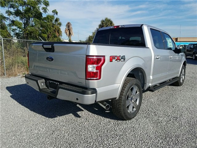 2018 F-150 Crew Cab 4x4 Pickup #J1726 - photo 2