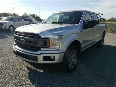 2018 F-150 Crew Cab 4x4 Pickup #J1726 - photo 6