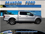 2018 F-150 Crew Cab 4x4 Pickup #J1726 - photo 1