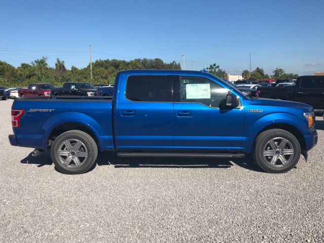 2018 F-150 Crew Cab, Pickup #J1742 - photo 3