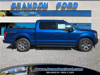 2018 F-150 Crew Cab, Pickup #J1742 - photo 1