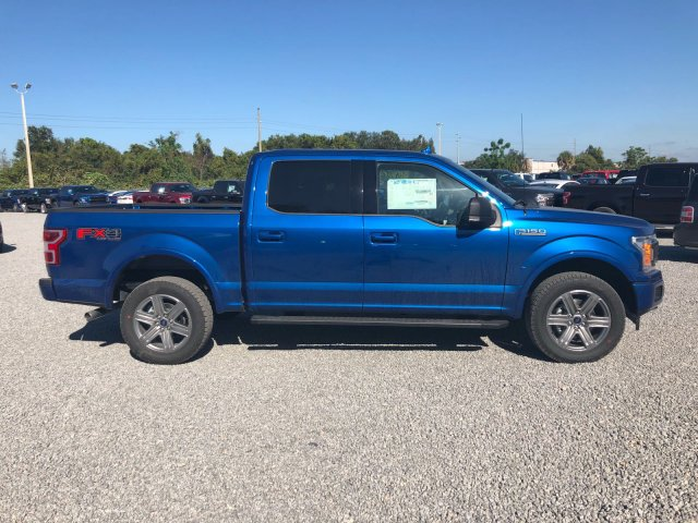 2018 F-150 Crew Cab 4x4 Pickup #J1743 - photo 3
