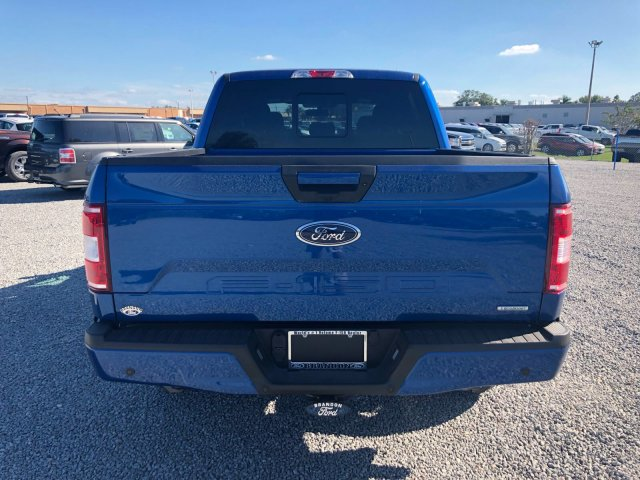 2018 F-150 Crew Cab 4x4 Pickup #J1743 - photo 4