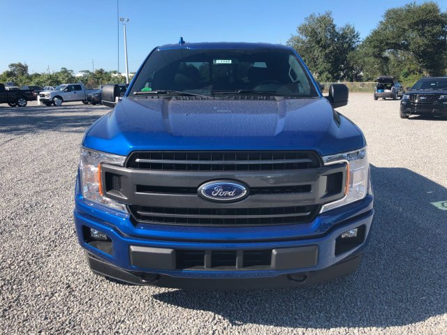 2018 F-150 Crew Cab 4x4 Pickup #J1743 - photo 7