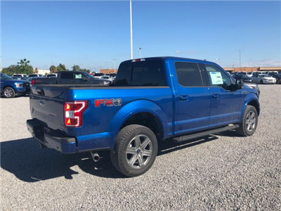 2018 F-150 Crew Cab 4x4 Pickup #J1743 - photo 2