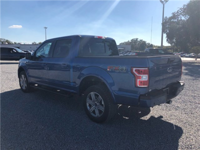 2018 F-150 Crew Cab 4x4 Pickup #J1743 - photo 5