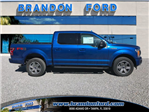 2018 F-150 Crew Cab 4x4 Pickup #J1743 - photo 1