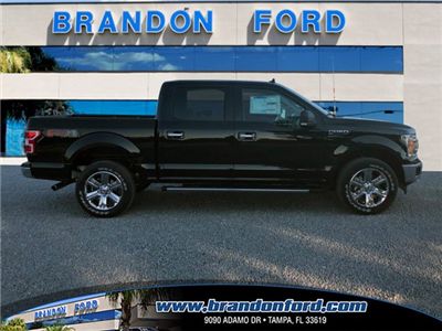 2018 F-150 Crew Cab 4x4, Pickup #J1765 - photo 1