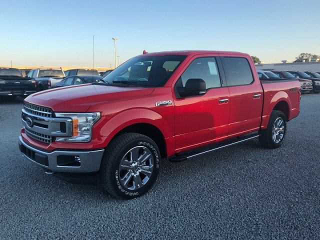 2018 F-150 Crew Cab 4x4 Pickup #J1769 - photo 5