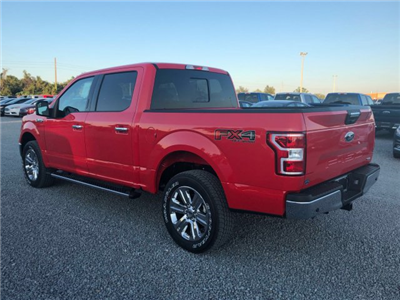 2018 F-150 Crew Cab 4x4 Pickup #J1769 - photo 4