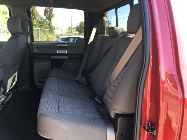 2018 F-150 Crew Cab 4x4 Pickup #J1839 - photo 12