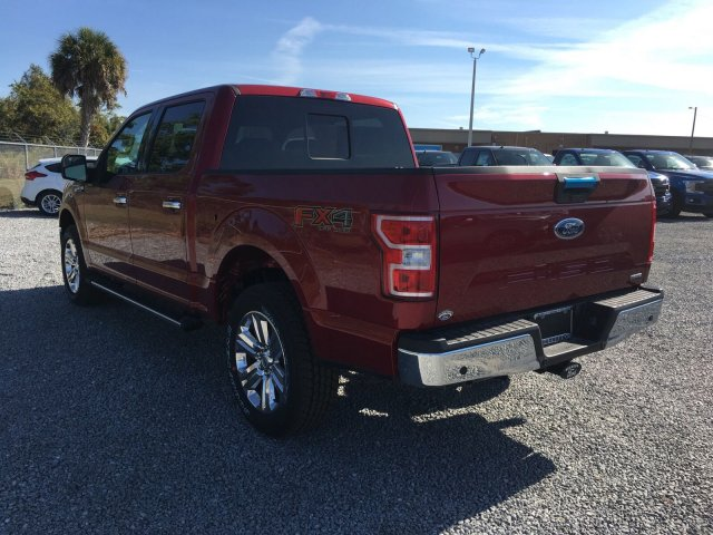 2018 F-150 Crew Cab 4x4 Pickup #J1839 - photo 5