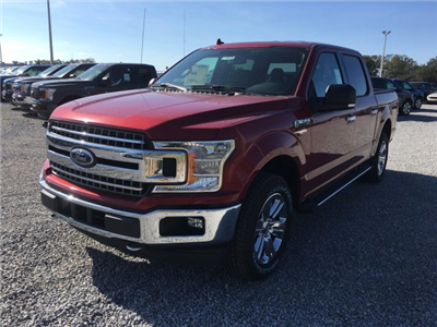 2018 F-150 Crew Cab 4x4 Pickup #J1839 - photo 6