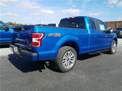 2018 F-150 Super Cab Pickup #J1850 - photo 2