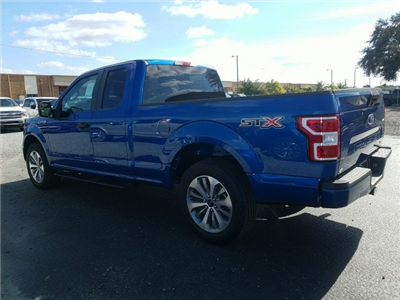 2018 F-150 Super Cab Pickup #J1850 - photo 5