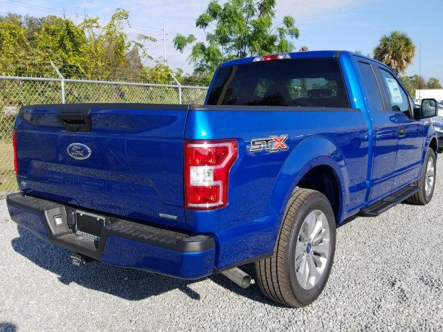 2018 F-150 Super Cab Pickup #J1865 - photo 2